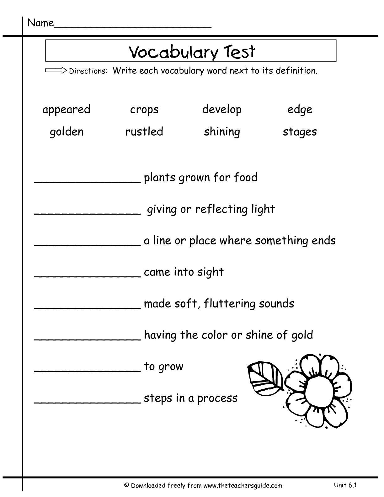 30 7th Grade Health Worksheets