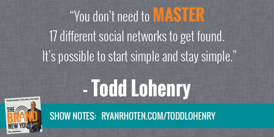 Todd Lohenry Online Reputation Management