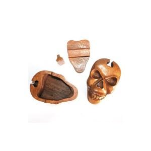 Skull Bali Puzzle Box