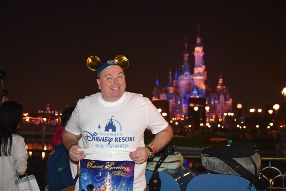 Shanghai Disneyland, Disneyland, Disneyworld, Walt Disney. Image by Jade Jackson.
