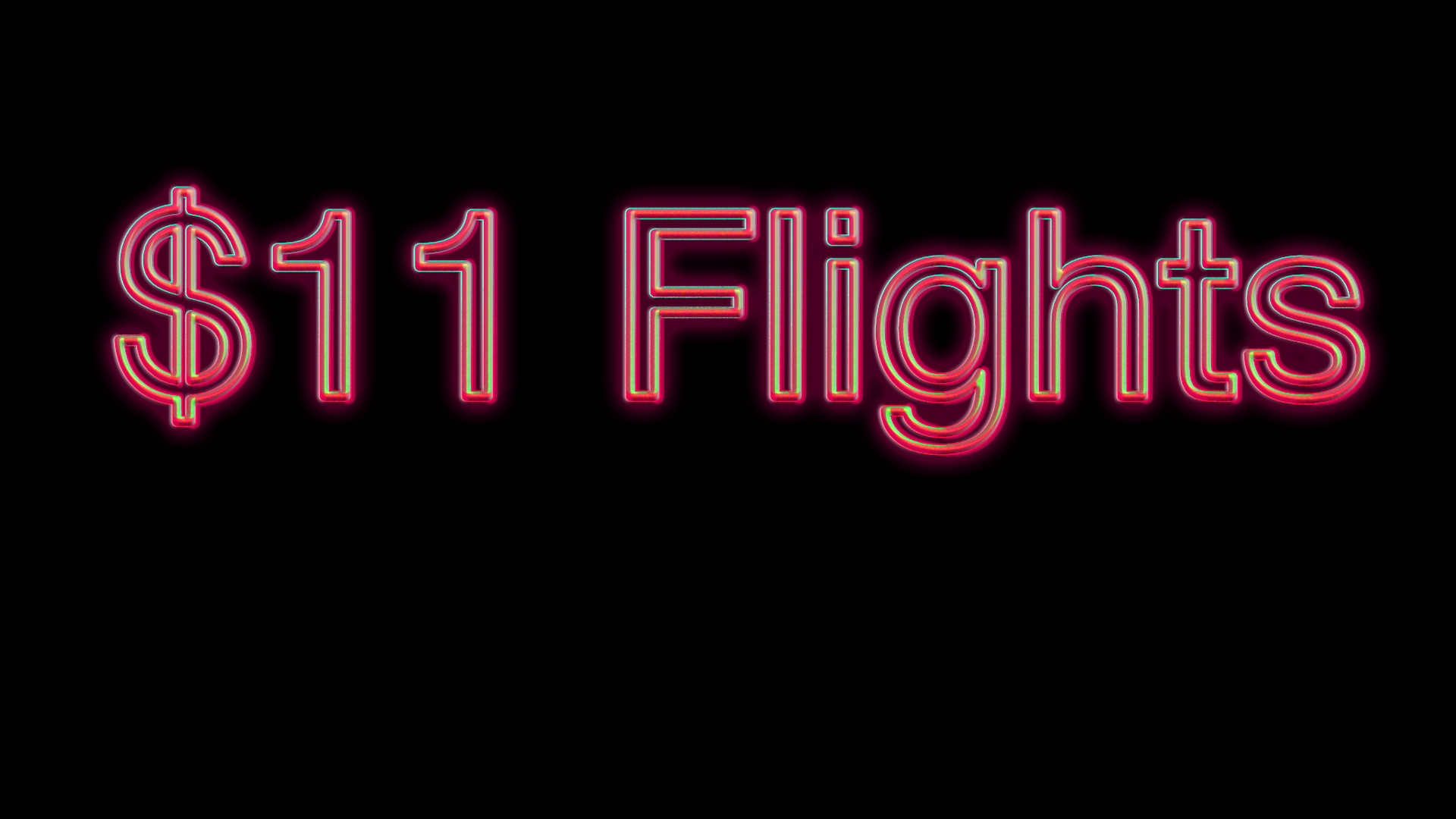 $11 flights - book the cheapest international flight in the world
