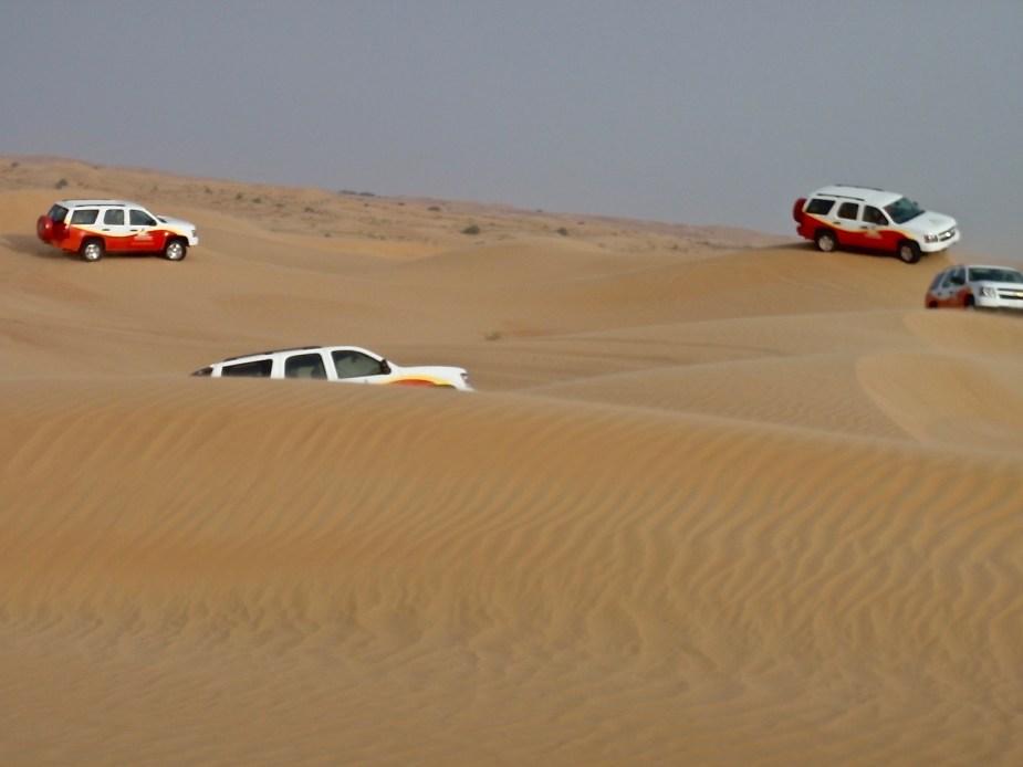 Desert Safari Dubai, image by Jade Jackson