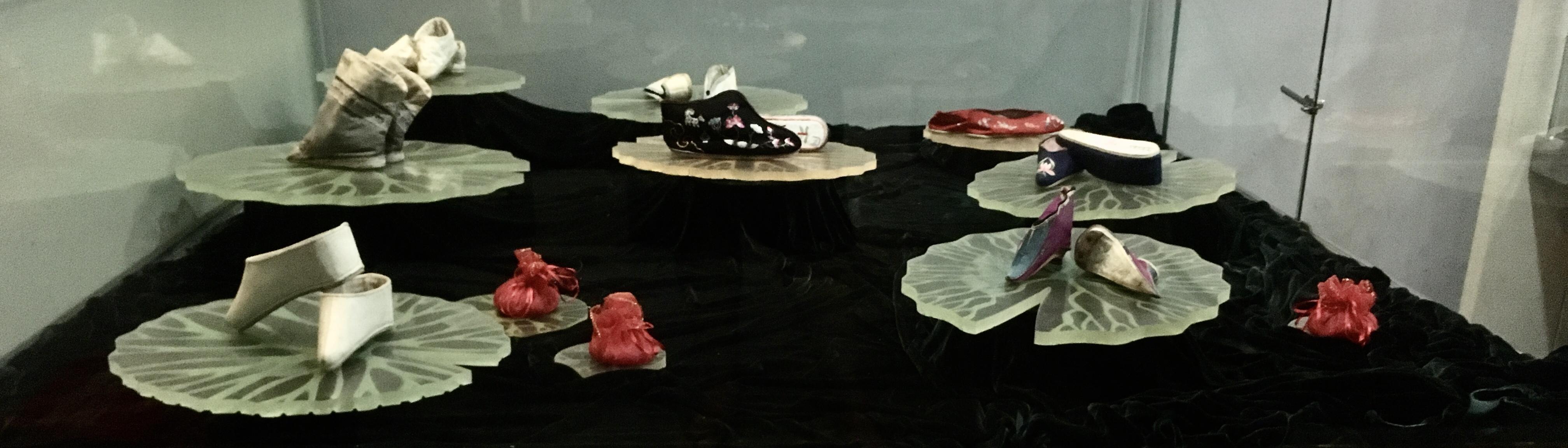 foot binding museum, Wuzhen, foot binding, china, near Shanghai, culture, image by Jade Jackson