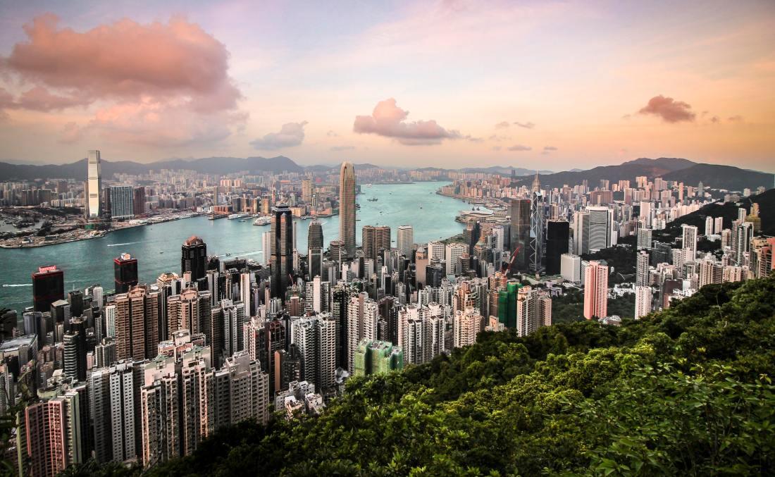 Hong Kong cheap flights