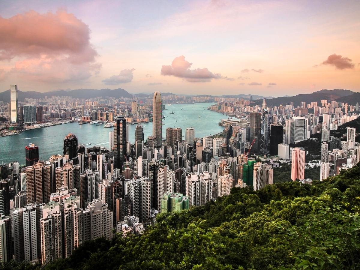 Hong Kong cheap flights