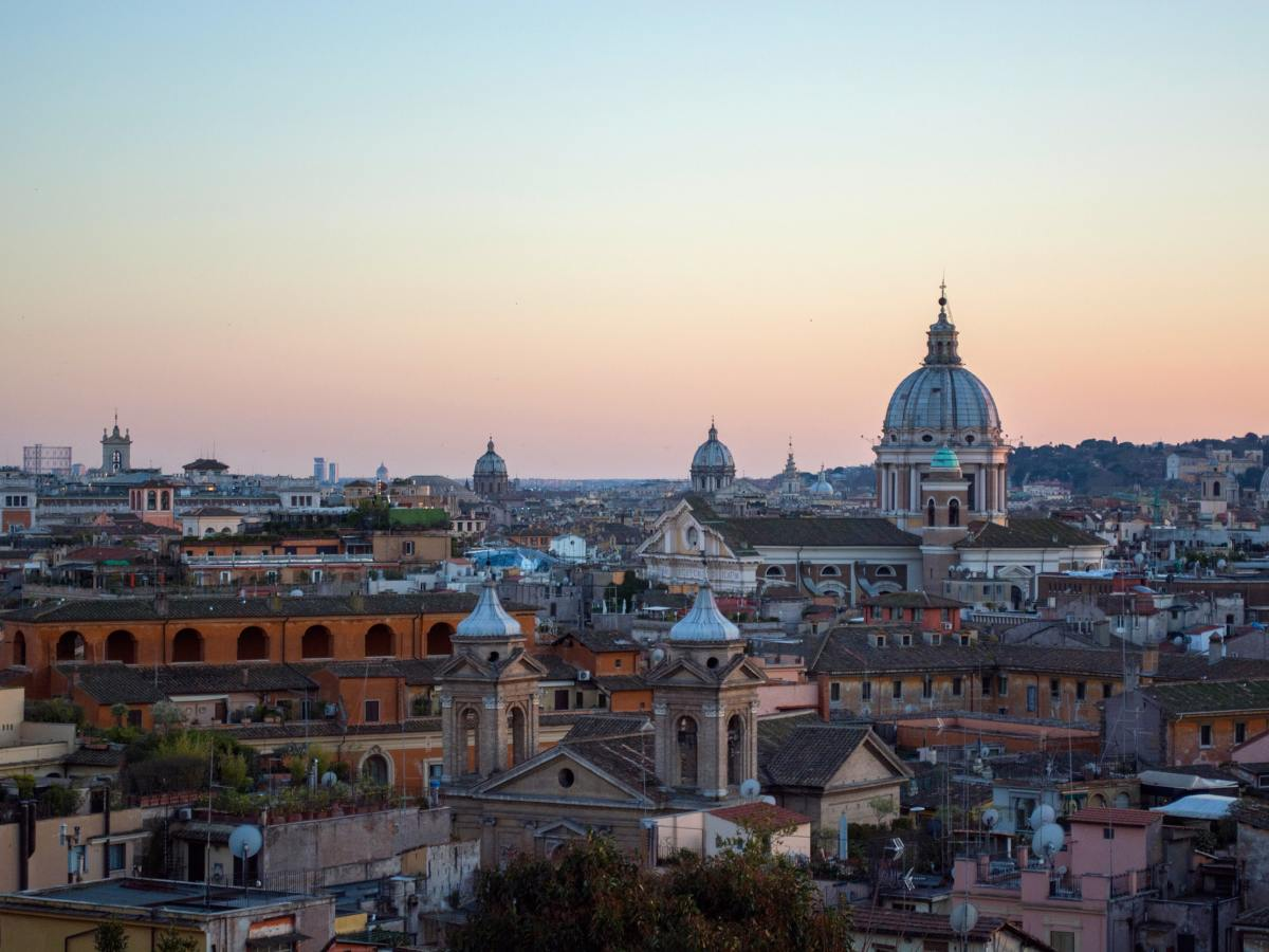 cheap flights rome