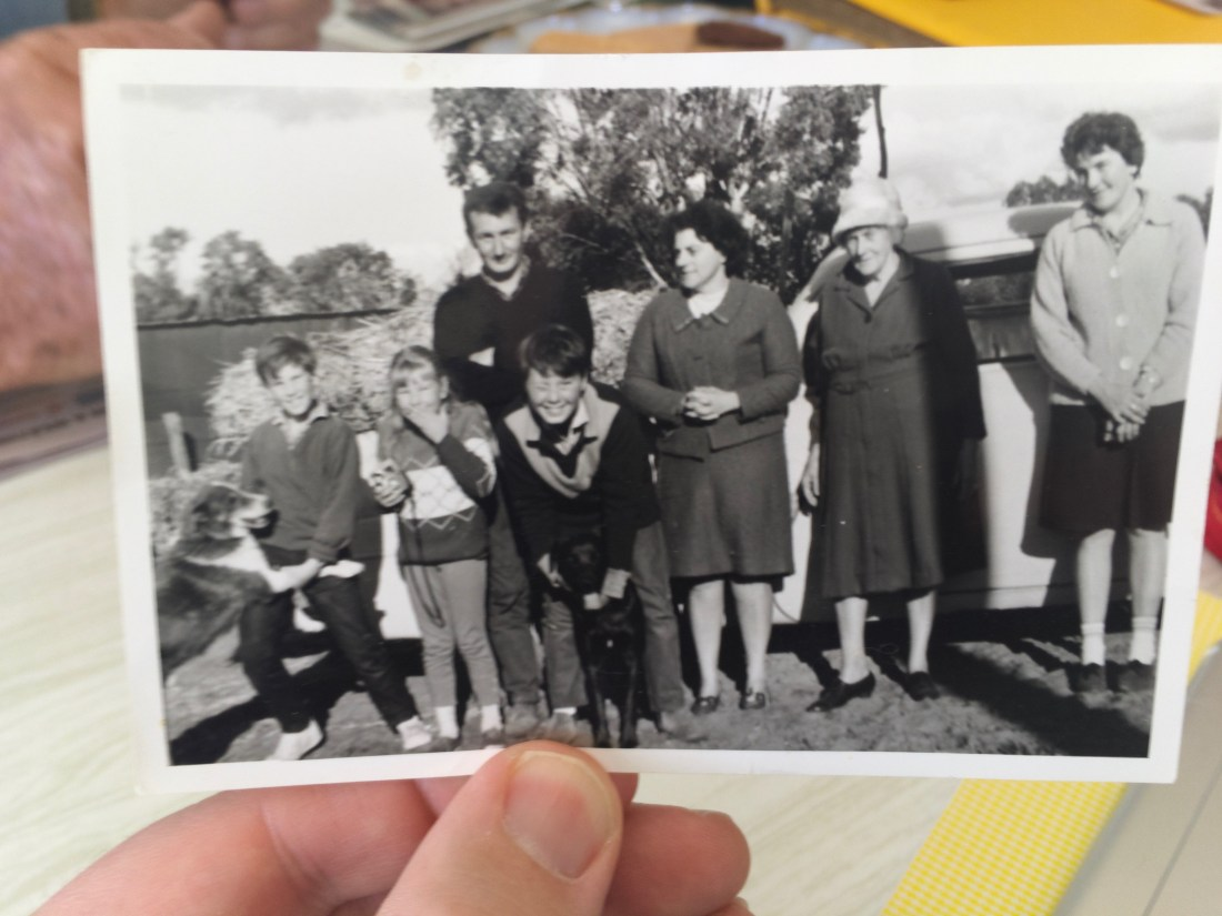 Nhill family ancestry, image by Jade Jackson