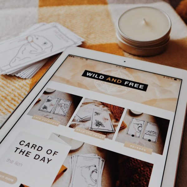 Wild and Free Oracle Deck • Tarot • Witchcraft