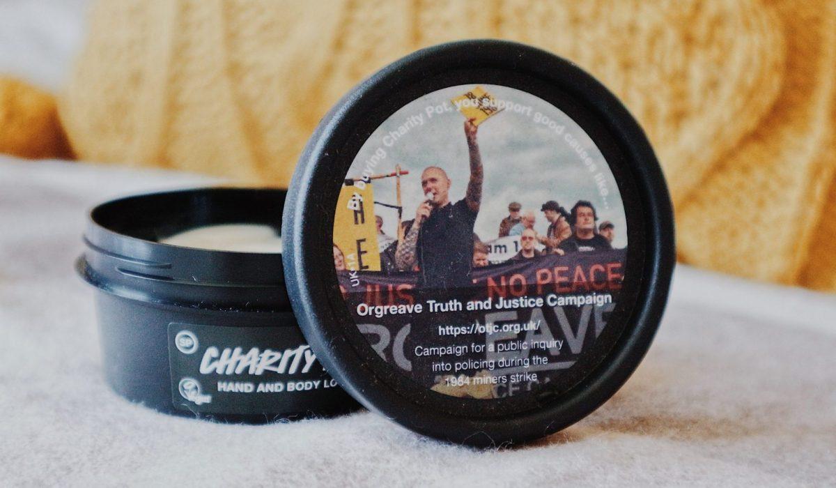 Lush Charity Pot Body Cream