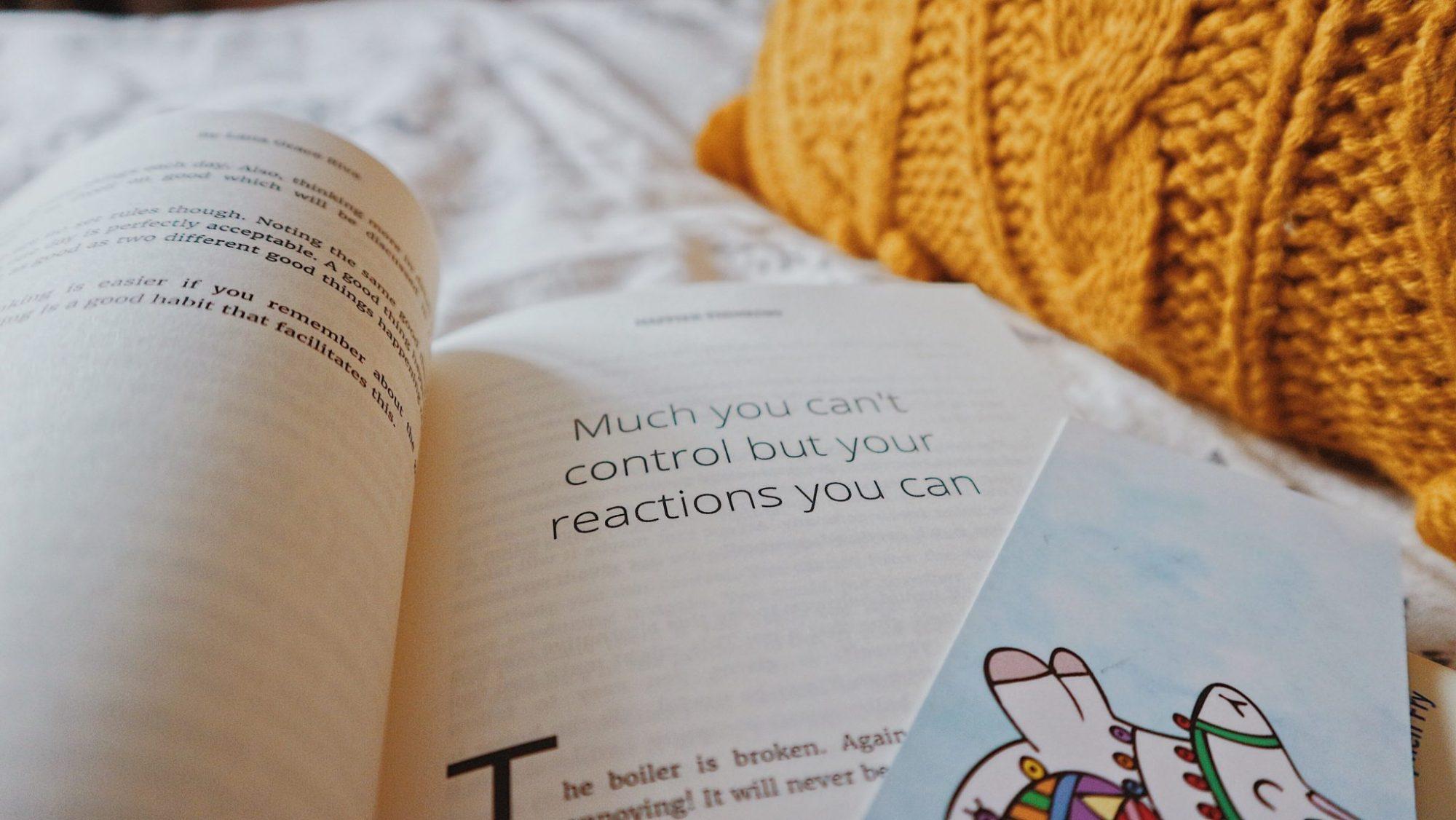 Happier Thinking Self Help Book by Lana Grace Riva
