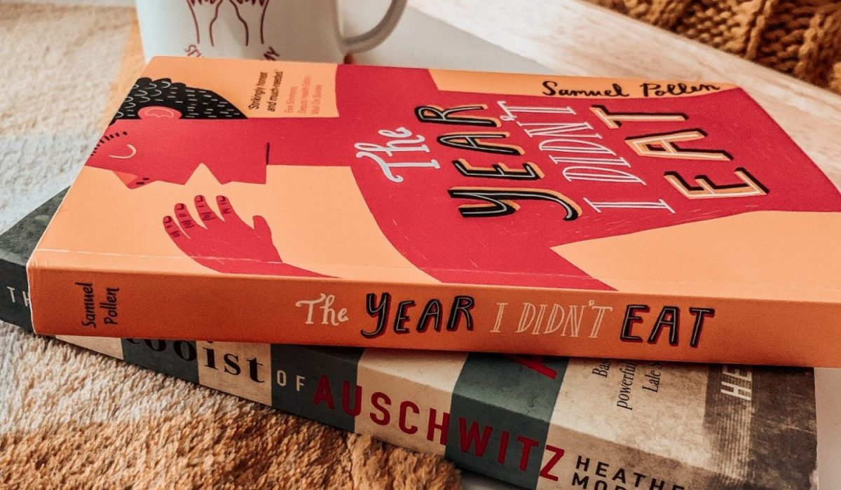 The Year I Didn't Eat • The Tattooist of Auschwitz • Self Care Sunday Cup • Anorexia • Eating Disorder