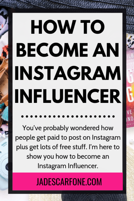 You've probably wondered how people get paid to post on Instagram plus get lots of free stuff. I'm here to show you how to become an Instagram Influencer.
