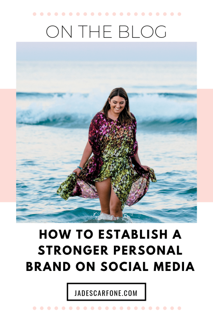 Struggling to attract your ideal clients? Here's some simple tweaks you can make on your social media profiles today to establish a stronger personal brand and start attracting your dream clients.