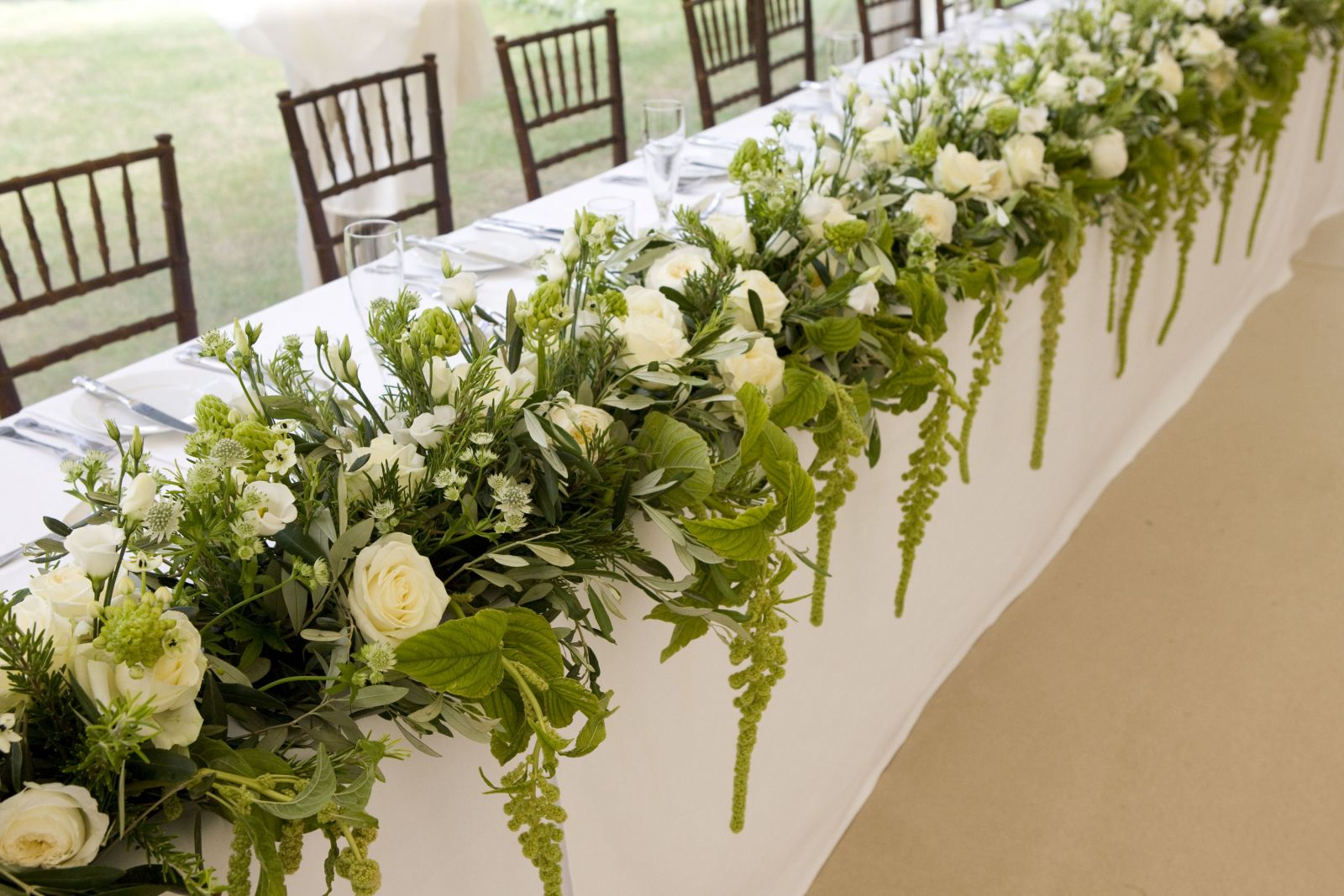 How To Style Your Top Table • Our Blog