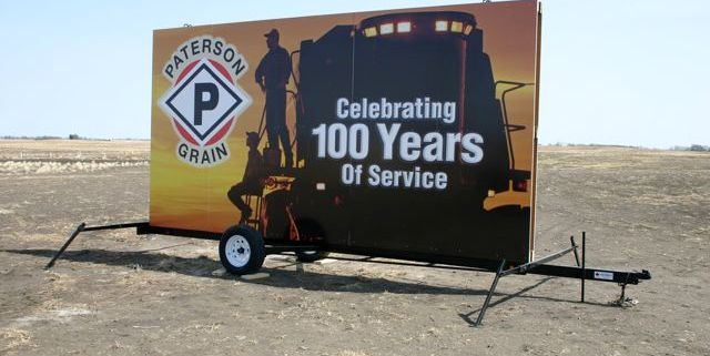 Portable Billboard Completed