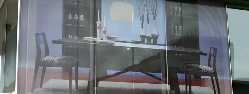 window display sign