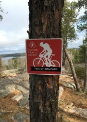 Interpretive Trail Signs - Falcon Lake