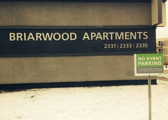 Just Signs - Briarwood Apts