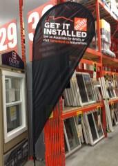 Banner - Home Depot
