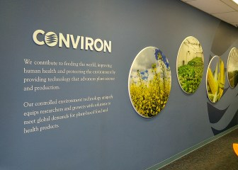 Window and Wall - Conviron