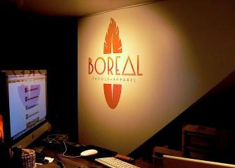 Window and Wall - Boreal