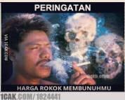 Meme rokok (1cak)