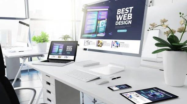 Aplikasi Desain Web di Android