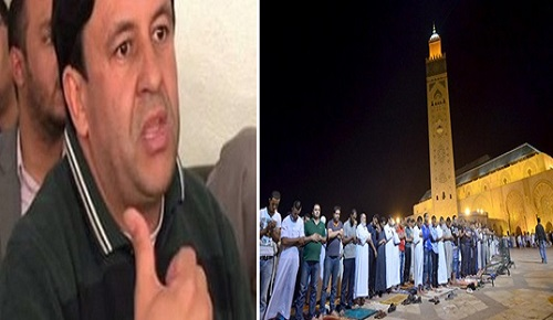 ناشط أمازيغي يدعو إلى فرض ضريبة على الصلاة لجمع الأموال
