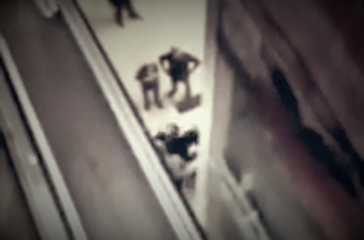 فيديو…مصرعُ طفلٍ سقط من أعلى برج تجاري بفاس