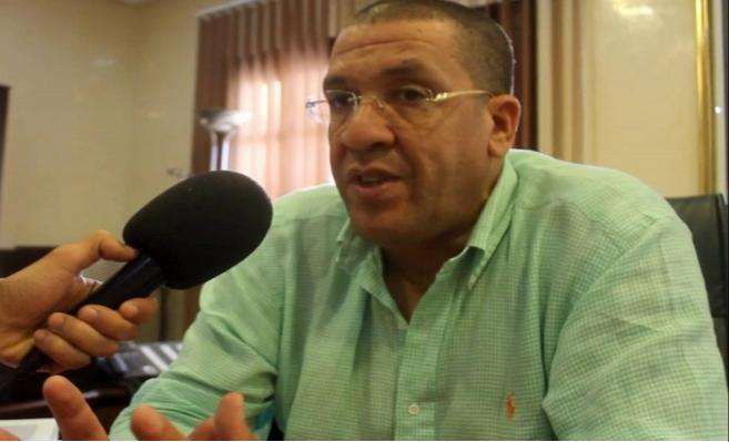 """جامعة """"لقجع"""" تُعاقِبُ رئيس يوسفية برشيد بسبب تشكيكه في التحكيم"""