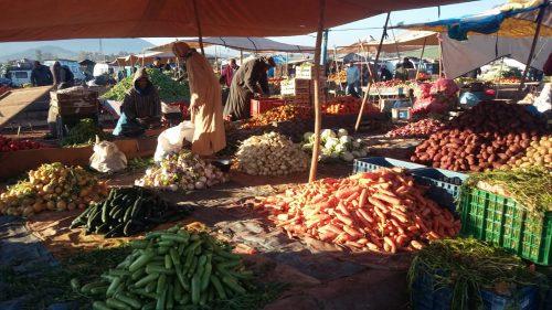 جماعة أولاد عبدون تُحوّلُ سوقها الأسبوعي ليوم الأحد