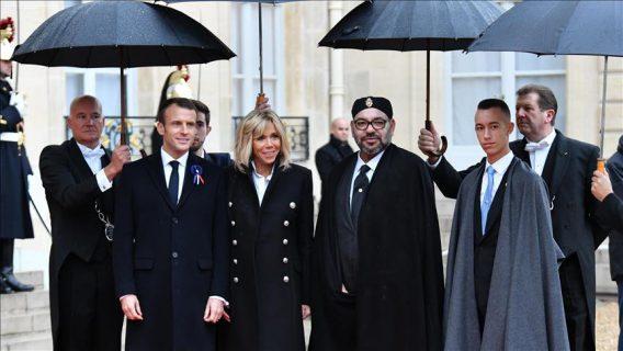 الرباط ومحورا باريس ومدريد.. للتنافس والمصلحة المتبادلة