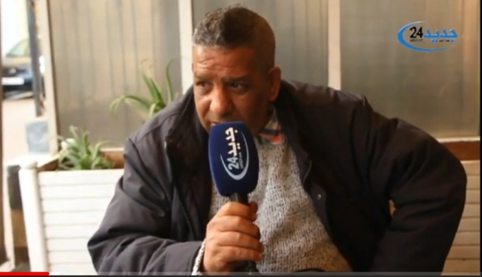 بوشعيب زيوي لاعب سابق لـOCK يكشفُ سبب طرده من مقابلة الجيش وخبايا التسيير والانتدابات