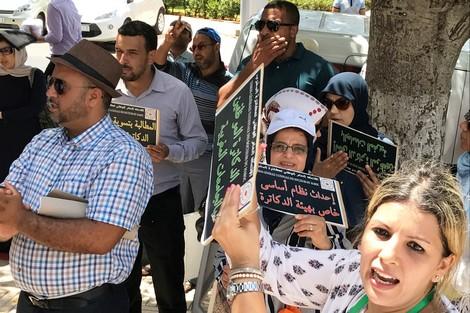 احتجاجا على أوضاعهم المزرية.. حامِلُو الدكتوراه يَخُوضُون إضرابًا وطنيًّا