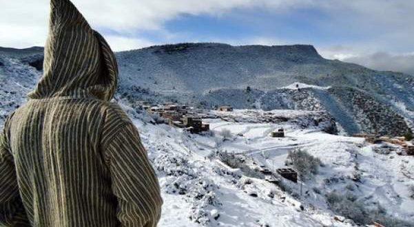 تحذير : انخفاض في درجات الحرارة يصل إلى 7- بمدن جهة بني ملال خنيفرة ومدن أخرى