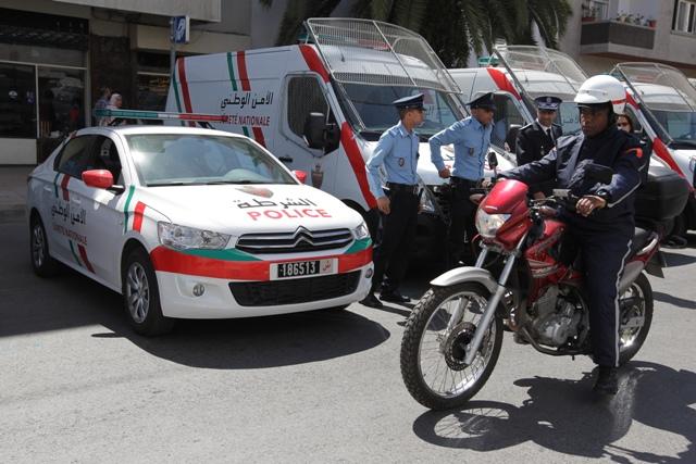 هذا مصير شرطي انتحل صفة وسرق دراجة نارية بطنجة