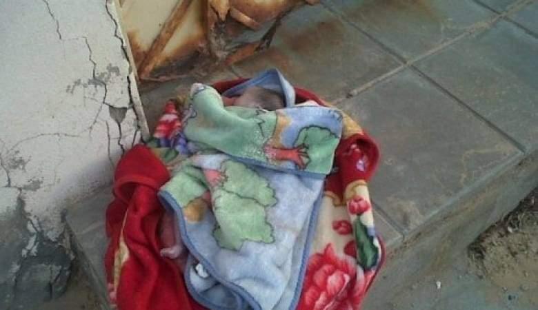 وتستمر المآسي…العثور على جثة رضيعٍ حديث الولادة ببرشيد