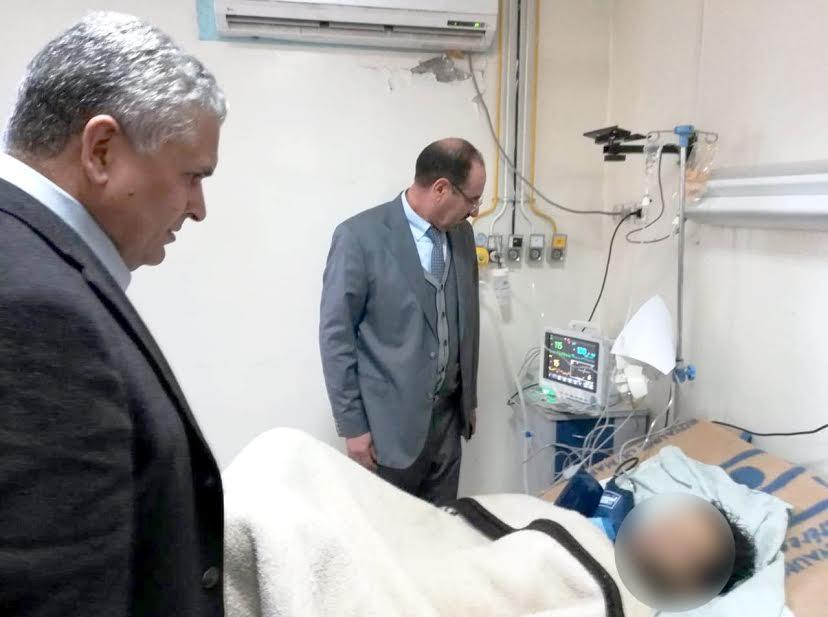 الحموشي يوفد لجنة مركزية لتقديم العزاء وتفقد حالة ابن شرطي بني ملال