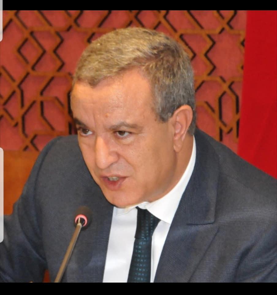 اوجار وزير العدل يعلن ان 2019 ستكون سنة لمراجعة قوانين القضائية.