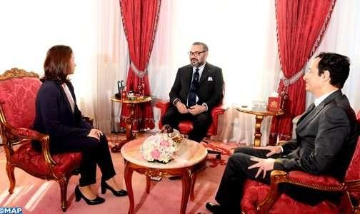الملك محمد السادس يُعيِّنُ مسؤولين جديدين