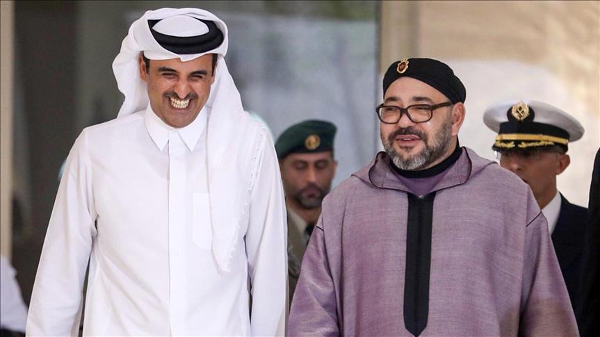 بعد أزمة المغرب والسعودية … أمير قطر يعجل بتعاون المغرب وقطر في القطاع الفلاحي