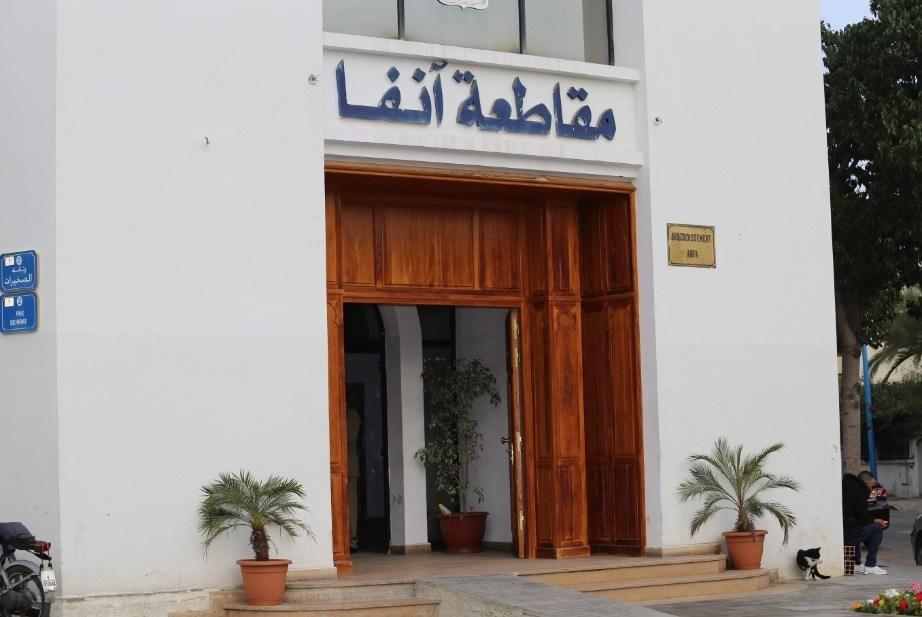 الدار البيضاء..محاولة انتحار شخص امام مقاطعة انفا.