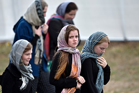 غدا الجمعة : نيوزيلندا 'كلها' ترتدي الحجاب تضامنا مع المسلمين