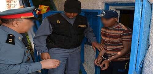 سطات : توقيف مجرم خطير متخصص في سرقة المواشي و تزوير الأوراق النقدية بأولاد أمراح