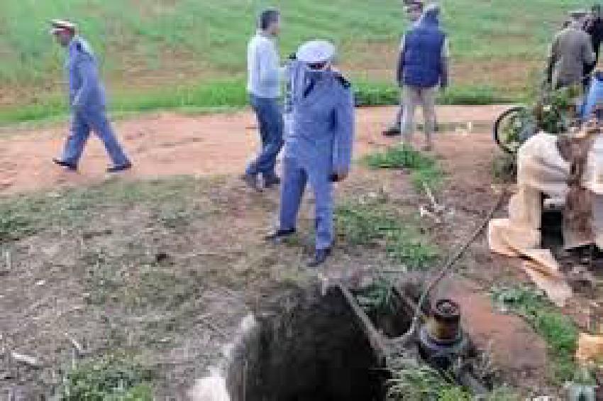 انتشال جثة ستيني من بئر ضواحي سطات