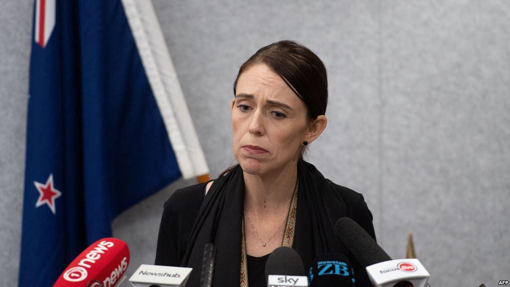 """رئيسة وزراء نيوزيلندا: تلقينا """"بيان الإرهابي"""" قبل 9 دقائق من الهجوم"""