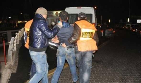 الدار البيضاء..توقيف أربعة أشخاص للاشتباه في تورطهم في قضية تتعلق بالاتجار في المخدرات.