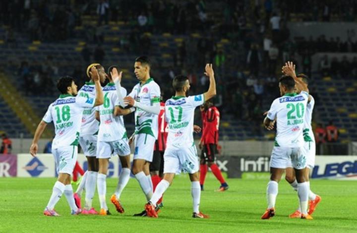الرجاء البيضاوي يستعيد لاعبين بارزين لمواجهة سريع وادي زم