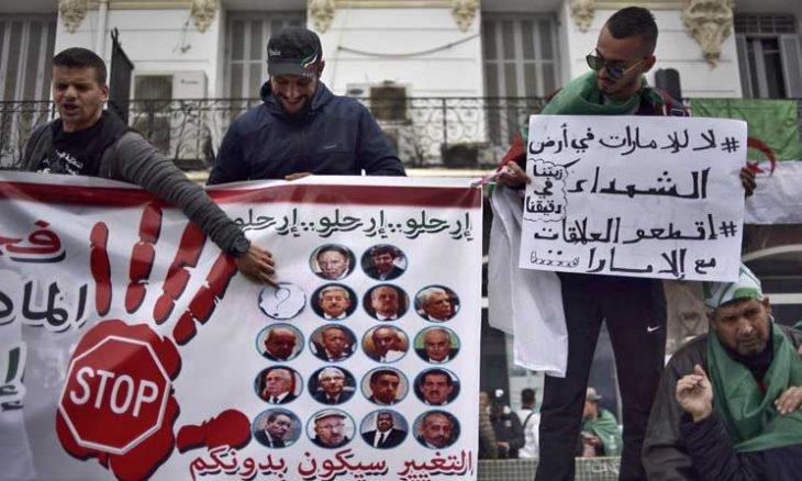 البرلمان الجزائري يجتمع لتنصيب خليفة لبوتفليقة..والشارع الجزائري يرفض استمرار عهد بوتفليقة