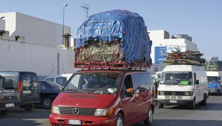 7400 مليار قيمة تحويلات المهاجرين المغاربة للبلاد